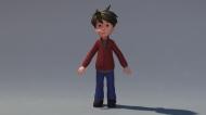 Eli – charactermodeling