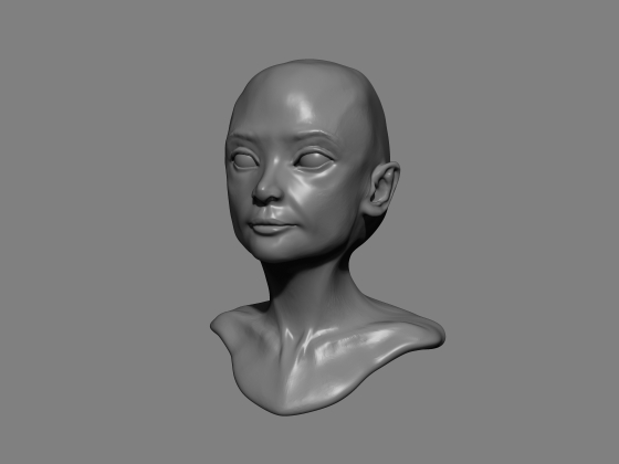 ZBrush one more time!